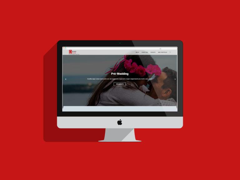 criação de sites - estudio reinaldo almeida