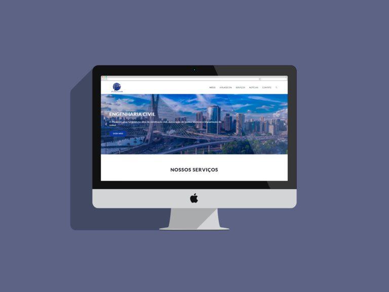 criação de sites - plagecon