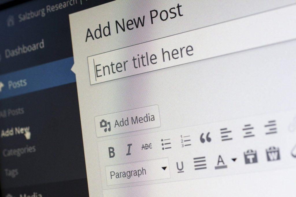 por que um blog para empresas é importante