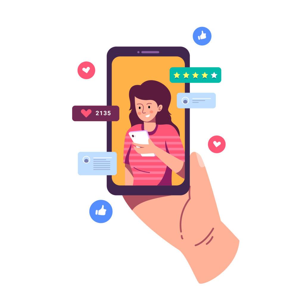 Redes Sociais - Sagitta Digital